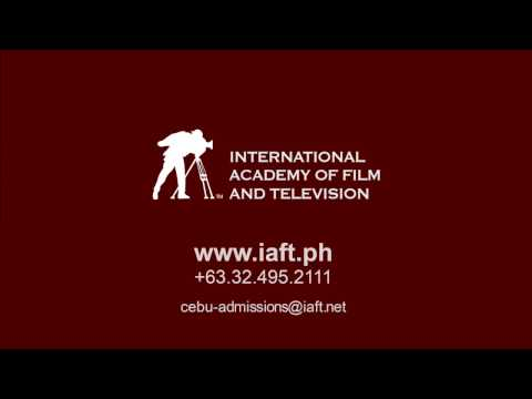 Filmmaking Program - IAFT Cebu, Philippines