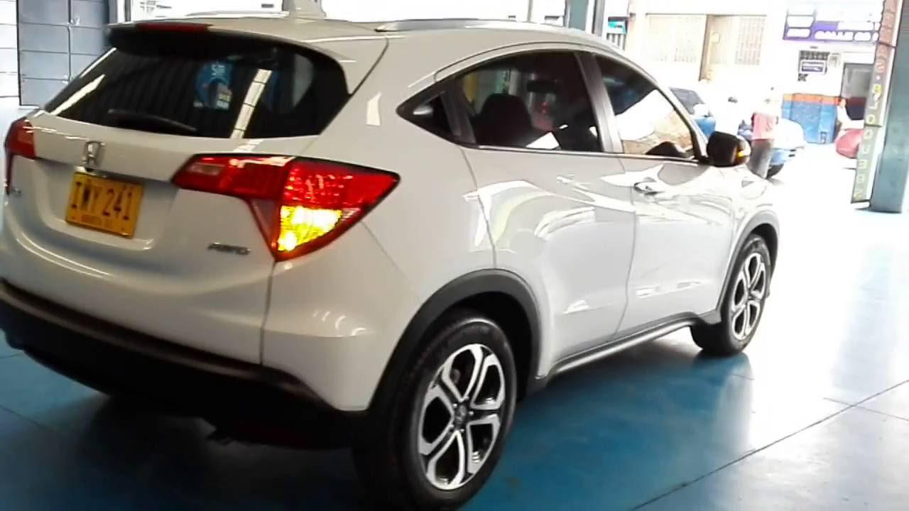 Vendo Honda HR V 50R EXL camioneta 1.8 modelo 2016 Full Equipo 4x4 con 3000 kms - YouTube