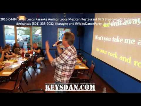 2016 04 04 Lunes Locos Karaoke Amigos Locos Mexican Restaurant 82 S Broadway St #Damascus #Arkansas