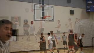 2017 Burnaby Fall League 2much Sauce vs Ciroc - Roundball BC Mens Basketball League