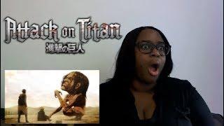 Attack on Titan | Episode #30 - REACTION