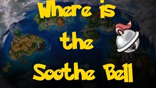Where Is: The Soothe Bell (Location 2) (Pokemon Sun/Moon)