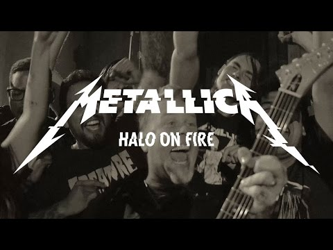 Metallica - Halo on Fire Lyrics