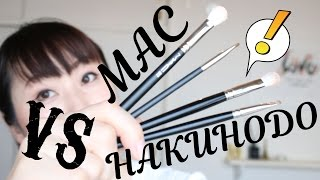 mac メイクブラシ