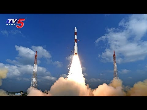 ISRO 100th Satellite PSLV-C40 Successfully Launched | TV5 News