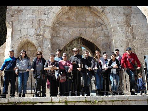 Tour Israel Con El Pastor Manuel Sierra- Febrero 2020