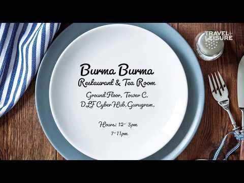 Burma Burma, Restaurant & Tea Room
