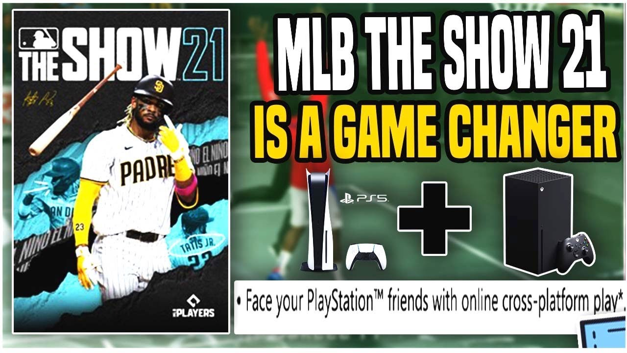 MLB The Show 21 Is The First Sports Game To Offer CrossPlay! NBA 2k21 Next Gen Is In Trouble!