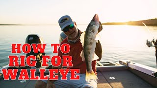 How To Rig for Walleye