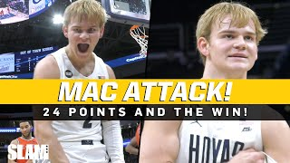 Mac Mcclung Stays Lit! 24 Points And The Win 🔥