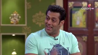 Comedy Nights with Kapil - Salman's regret, experiences and humour!