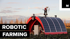 Robotic Farming of the Future