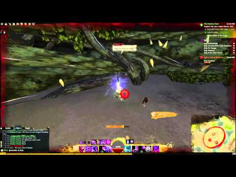 Guild Wars 2 The Mystery Cave 2