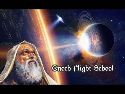 Enoch Flight School with Timothy Bence