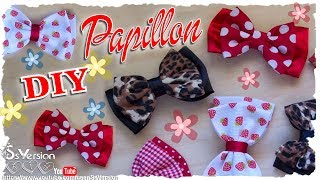 DIY: Comment faire le Nœud Papillon | Tutorial: How Make a Bow
