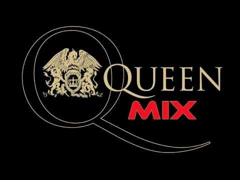 Queen Greatest Hits MIX - Rest in Peace Freddie