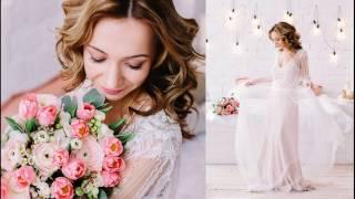 Утро невесты, съемка в фотостудии