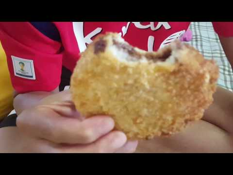 Video Video Cara Membuat Es Krim Goreng