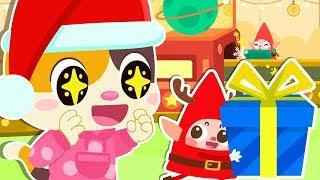 ????聖誕老公公和小精靈送聖誕禮物 | 最新聖誕節兒歌 | 安全教育童謠 | 消防車動畫 | 怪獸車卡通 | 寶寶巴士 | 奇奇 | 妙妙 | BabyBus