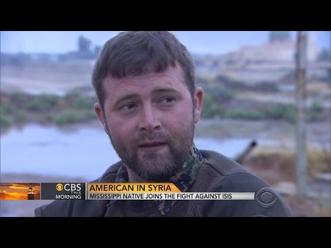 What is driving american civilians to fight isis around the world