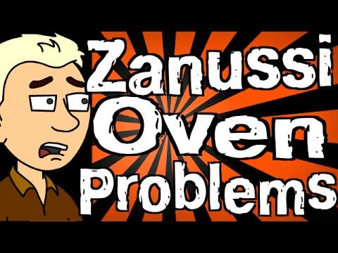 Zanussi Oven Problems Youtube