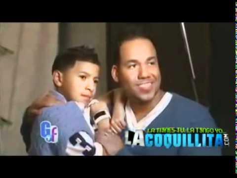 Romeo Santos Presenta a Su Hijo 'Alex Damián'.avi