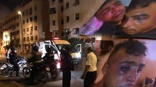 ليلة الرعب وإعتداء على رجل أمن في أخطر شجار مسلح بسيدي مومن