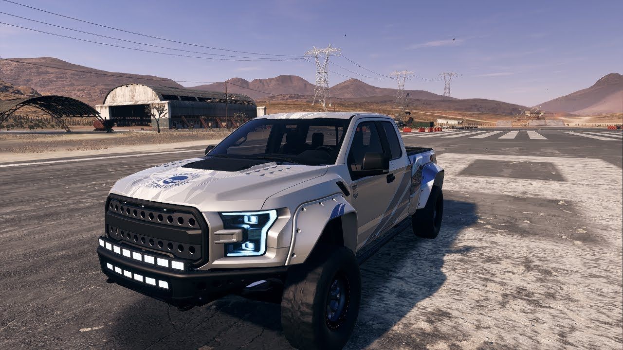 Ford f 150 raptor need for speed payback off road gameplay ford f 150 raptor need for speed payback off road gameplay hd voltagebd Gallery