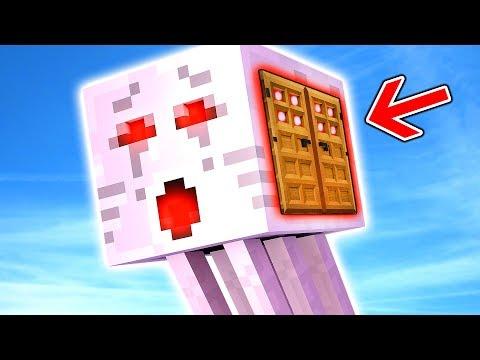 HAUS in einem GHAST - LEBEN in einem Minecraft GHAST