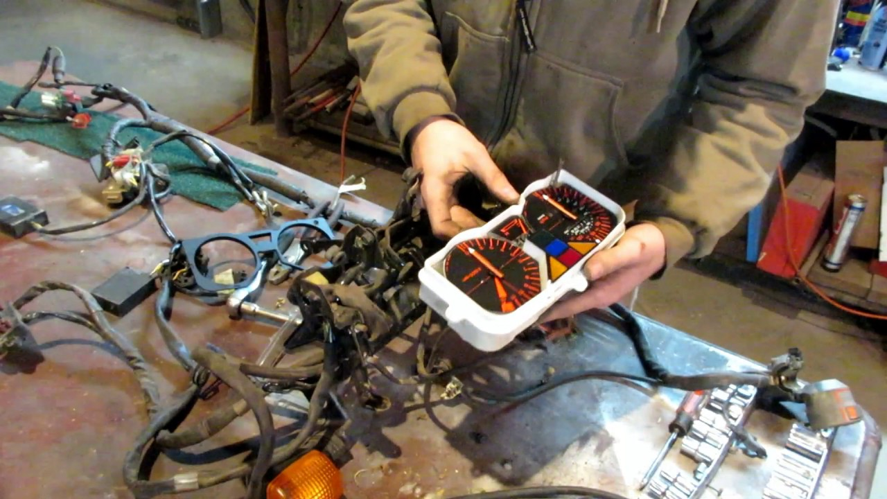 hight resolution of yamaha g1 part 11 motorcycle wiring harness youtube yamaha g1 part 11 motorcycle wiring harness
