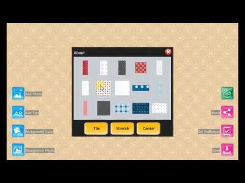 Custom Wallpaper Maker FREE - Apps on Google Play