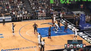 NBA2K15 PC Gameplay GTX 980