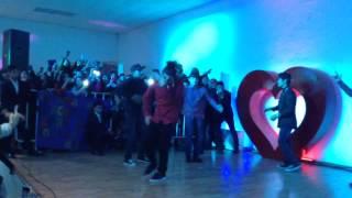 Brandon Meza en Monclova Expo XV (10/12/14)