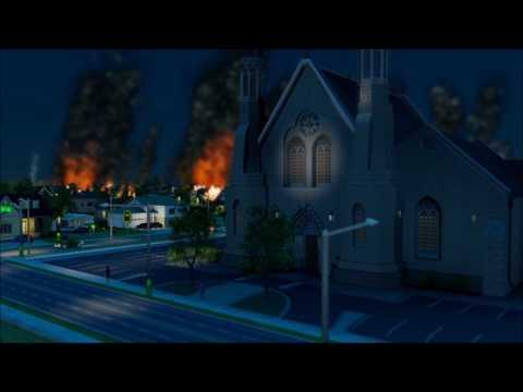SImcity Zombie Apocalypse Short Film