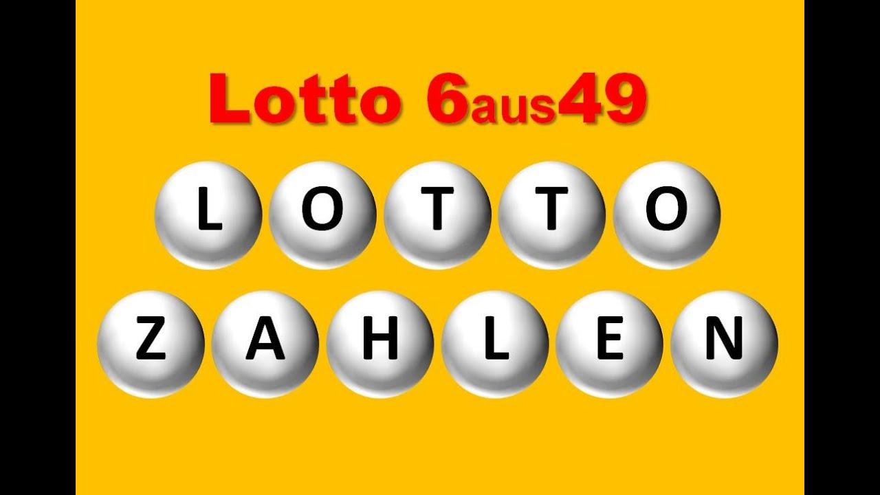 Die Ersten Lottozahlen