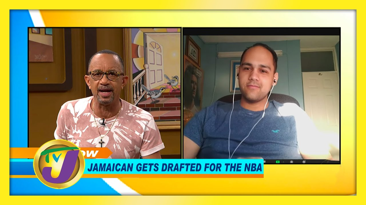Jamaican Gets Drafted for the NBA - November 20 2020