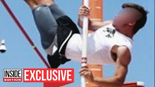 Teen Pole Vaulter Outraged Photo Fraudulently Used in Scam