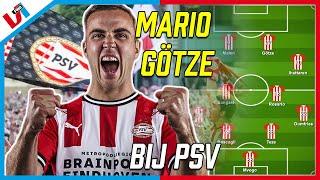 Roger Schmidt Sleutelt Met Götze 2.0 Aan Nieuw PSV