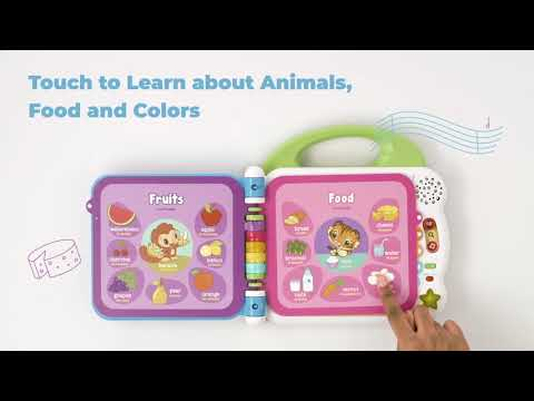 Learning Friends 100 Words Book | Demo Video | LeapFrog®