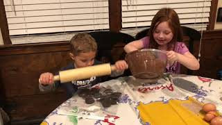 Kids in the Kitchen: Ep 2: Dirt Pudding Poke Cake