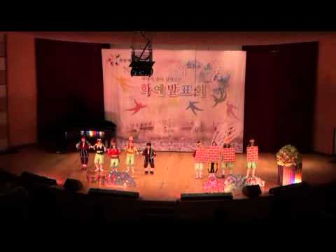20111029 hwarang concert 05 english drama the blind men and the elephant