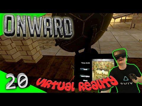 Onward - #20 - Uplink gesendet! [Let's Play][Gameplay][German][HTC Vive][Virtual Reality]