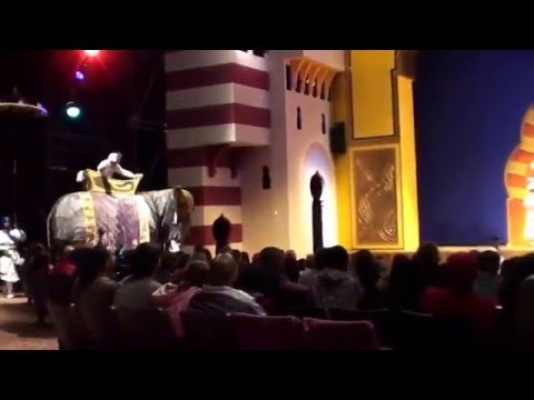 Disney's Aladdin: A Musical Spectacular - Disney California Adventure Full Show [HD] 2009