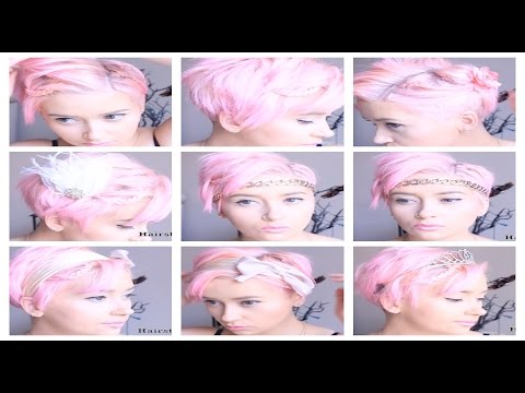 Formal Pixie Hairstyles | Hair Tutorial Pt. 4