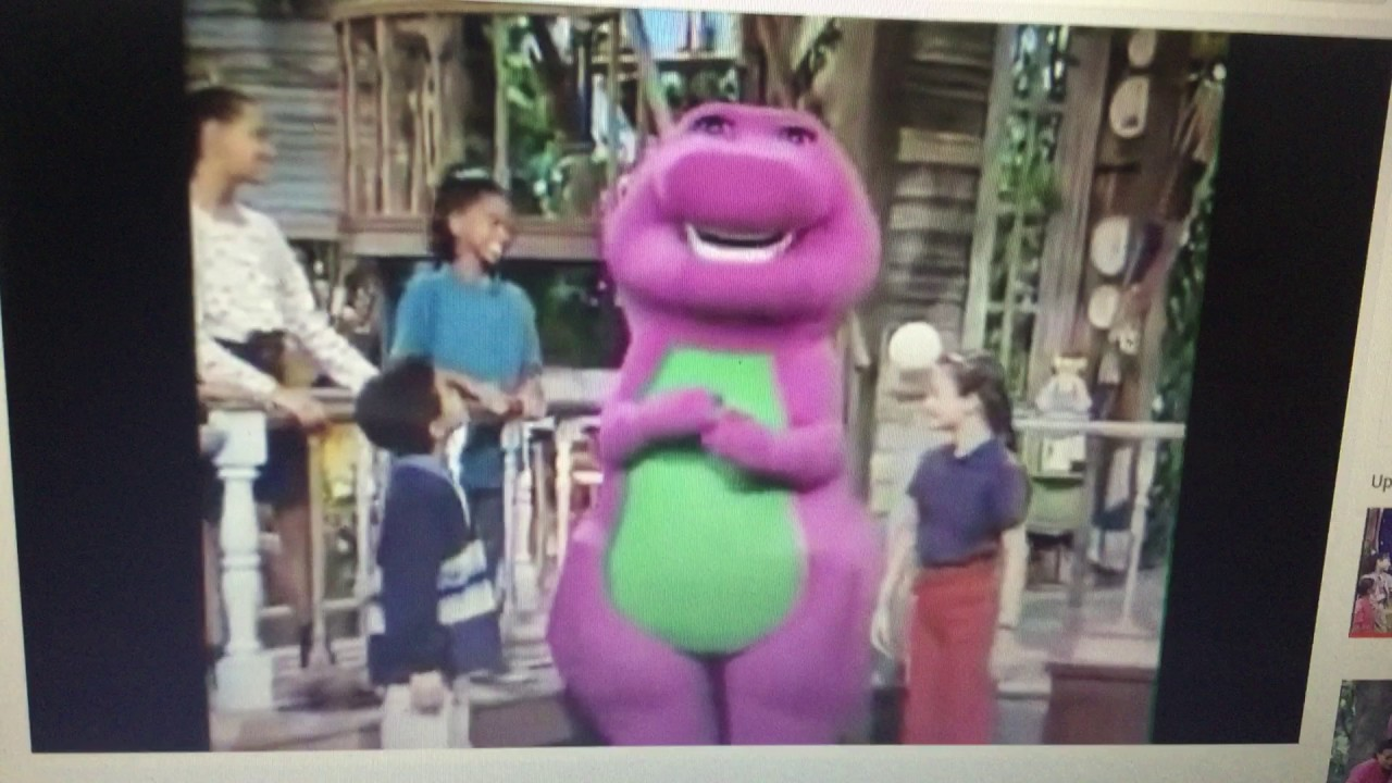 Barney I Love You How Does Your Garden Grow 39 S Version Youtube