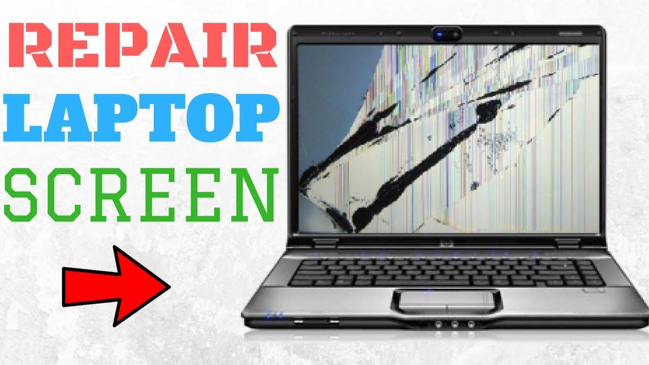 Fix Broken Laptop Screen