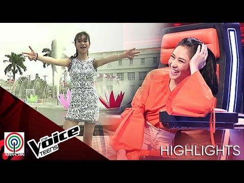 Ysa, ikinuwento ang kanyang paghanga kay Coach Sarah | The Voice Teens Philippines 2020