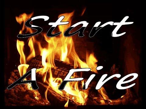 Start A Fire In Me - Karaoke - Always Glorify God!!!