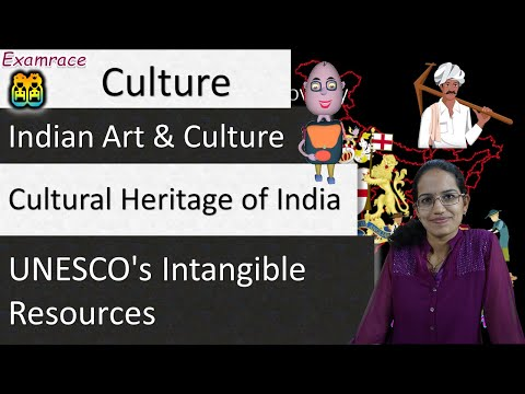 UNESCO's Intangible Cultural Heritage of India - Indian Art & Culture