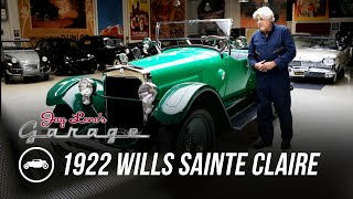 homepage tile video photo for 1922 Wills Sainte Claire - Jay Leno's Garage